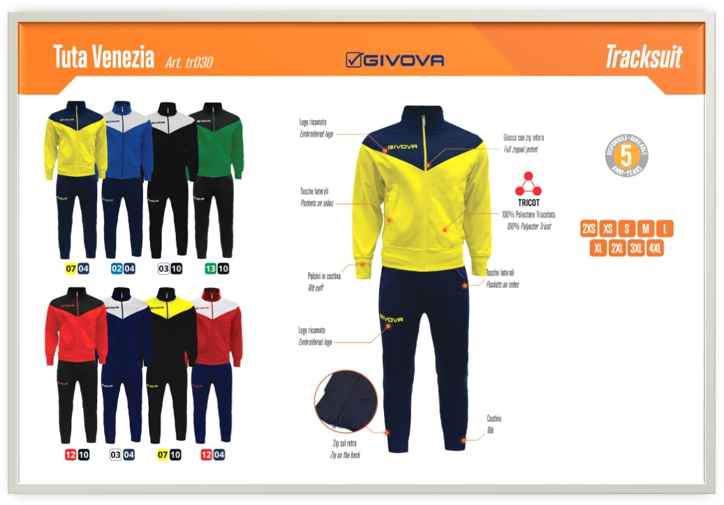 Europestock Stocks Tuta Offers Tracksuit Global Venezia vYwnxEBnOq