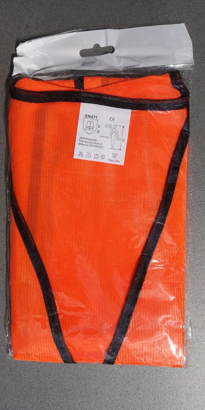 33243 - Safety vests Europe