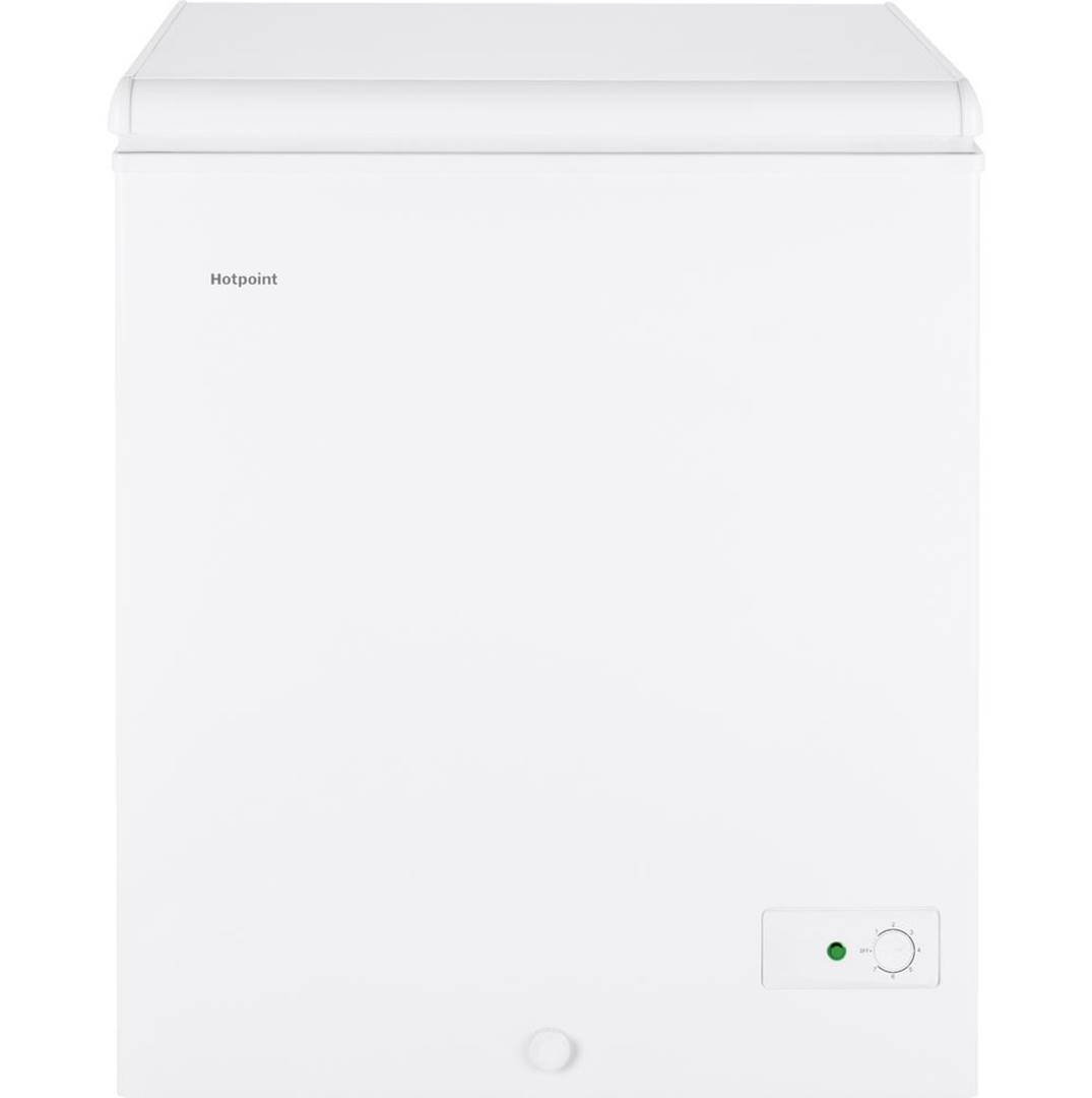 33309 - Hotpoint 5.1 Cu. Ft. Chest Freezers USA