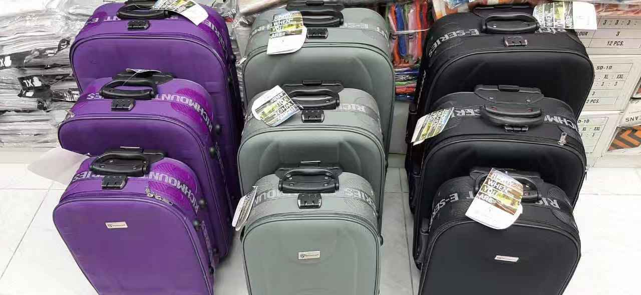 33560 - Luggage 2550sets China