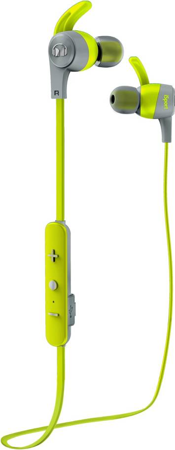 36683 - Monster iSport Bluetooth earphones Europe