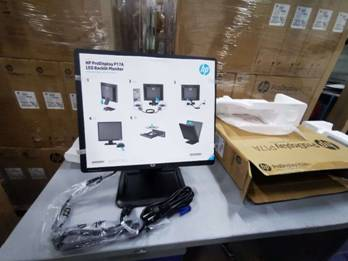 36986 - HP Monitors offer - brand new/ factory sealed Europe