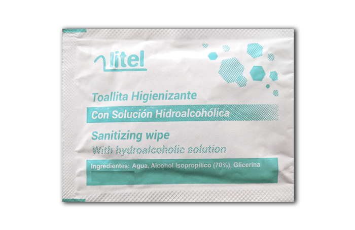 37970 - Wipes effective against viruses and bacteria Europe