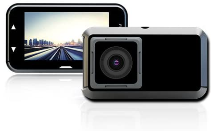 38650 - iON HD Dashcam with GPS Europe