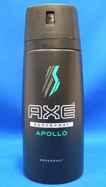 38763 - Axe Body Spray USA