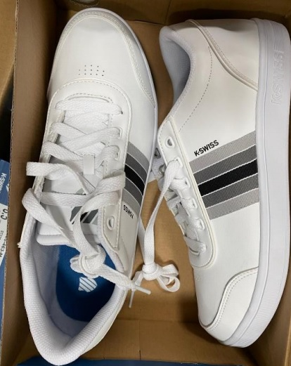 38953 - KSwiss Assorted Men's & Women's Shoes USA