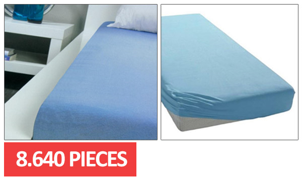 39753 - Bassetti - Fitted Sheet Europe