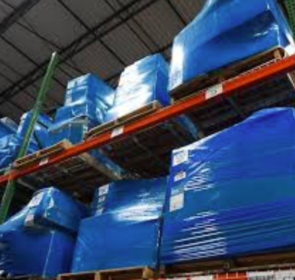 40070 - QUALITY BLUE WRAP LOAD USA