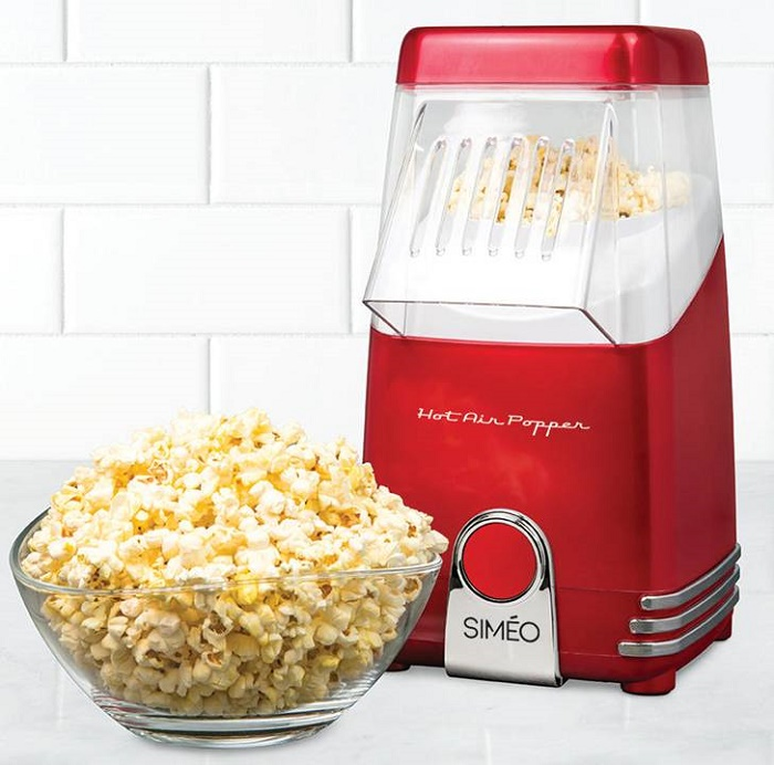 40482 - SIMEO Retro Popcorn Machine Europe