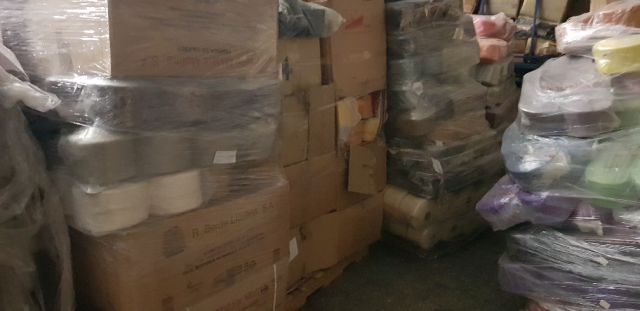 40505 - NEW STOCK THREAD MIX Europe