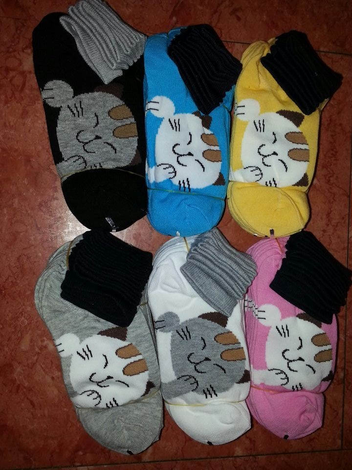 40512 - Socks stock in Korea